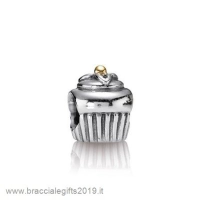 Sconti Pandora Compleanno Charms Cupcake Charm
